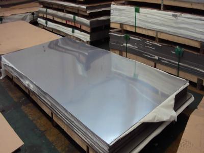 天津鋁合金板市場