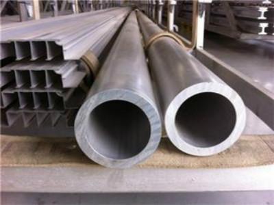 天津鋁合金管廠產品