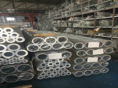 天津鋁合金管廠生產